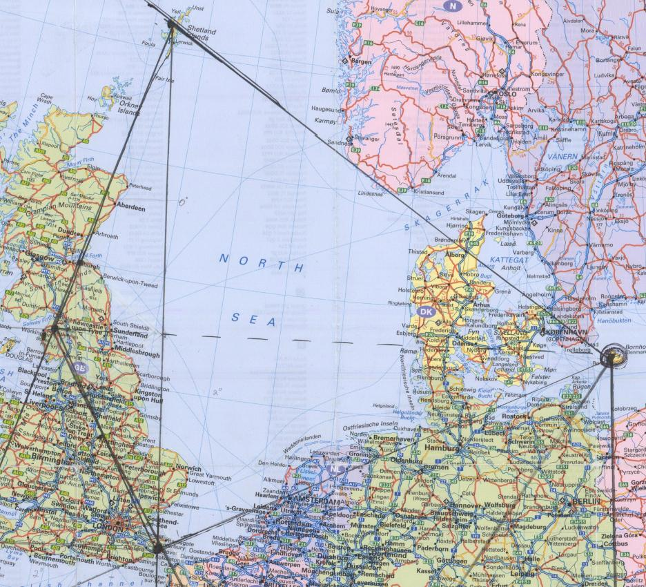 Britain Map Cropped