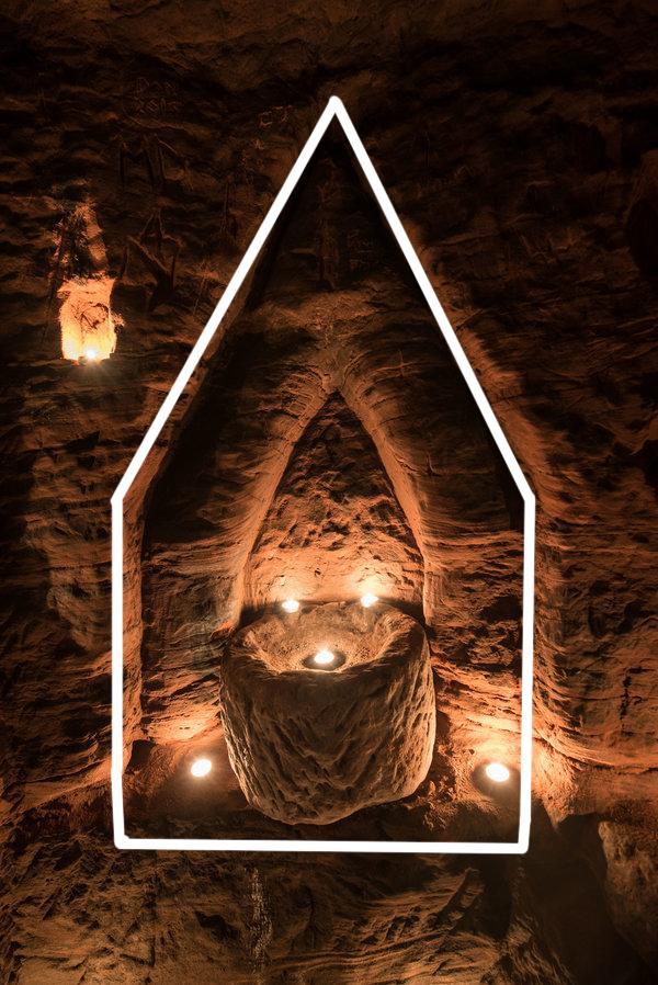 baptismal obelisk